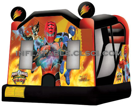 T2-533 inflatable bouncer