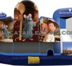 T2-535 inflatable bouncer