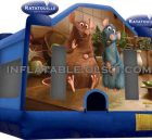 T2-536 inflatable bouncer