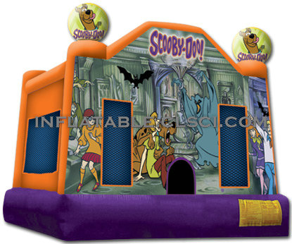T2-539 inflatable bouncer
