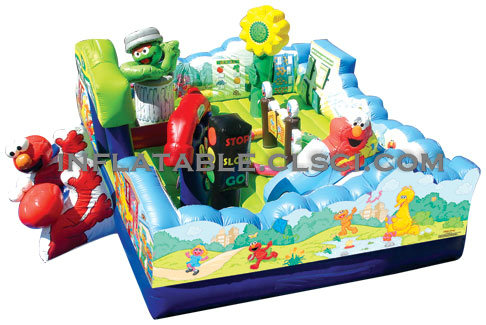 T2-540 inflatable bouncer