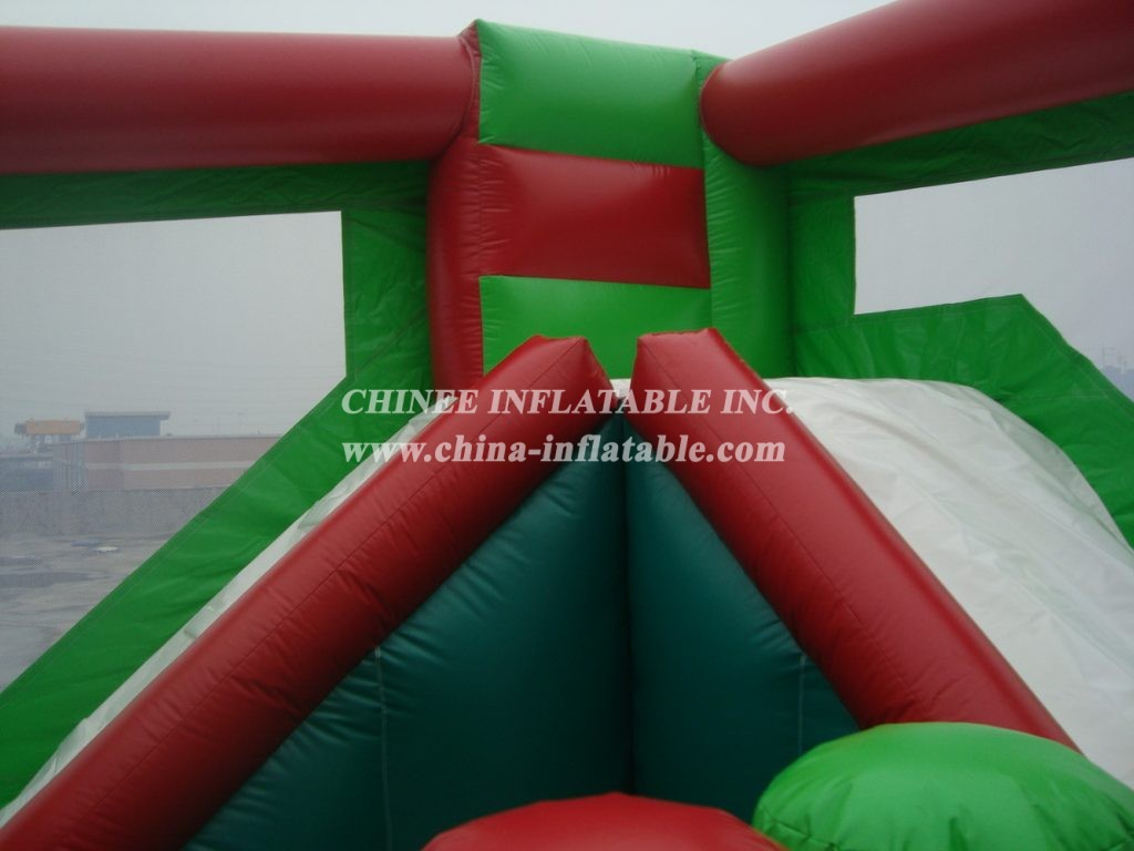 T2-549 Inflatable Bouncers