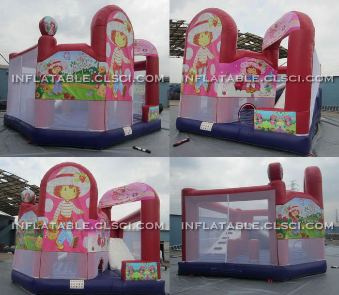 T2-560 Inflatable Jumpers