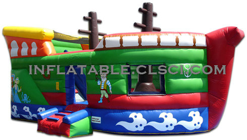 T2-554 inflatable bouncer