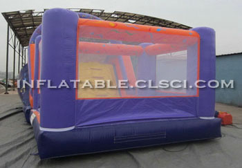 T2-569 Inflatable Bouncers