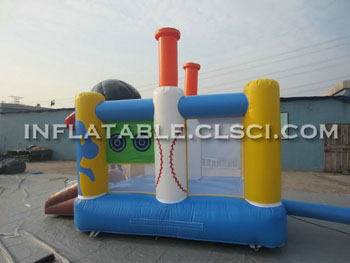 T2-571  Inflatable Bouncers