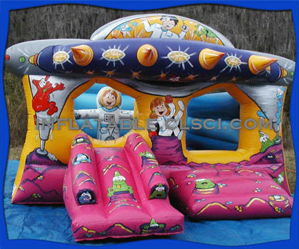 T2-572 inflatable bouncer