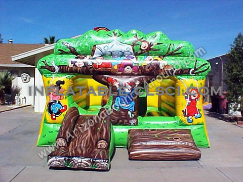 T2-585 inflatable bouncer