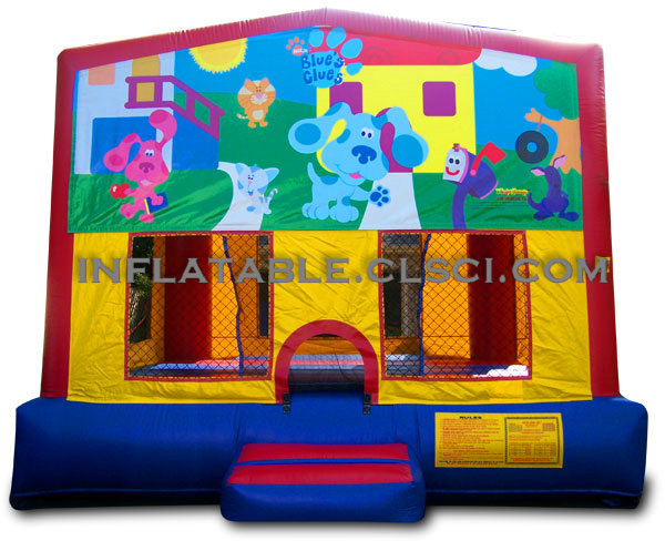 T2-588 inflatable bouncer