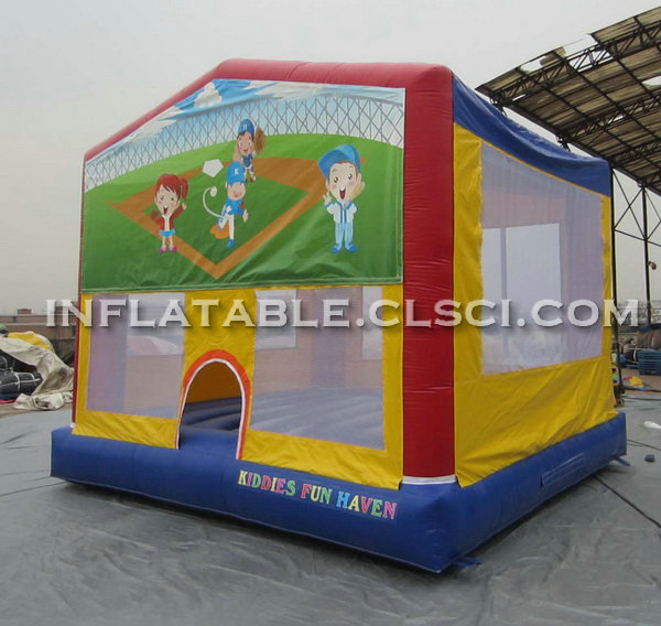 T2-595 Inflatable Jumpers