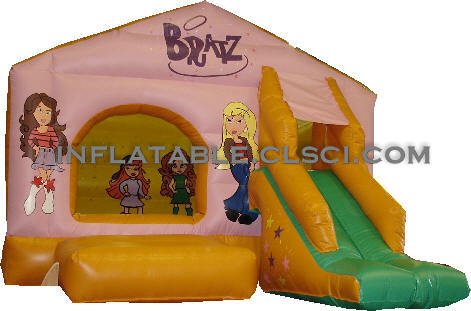 T2-601 inflatable bouncer