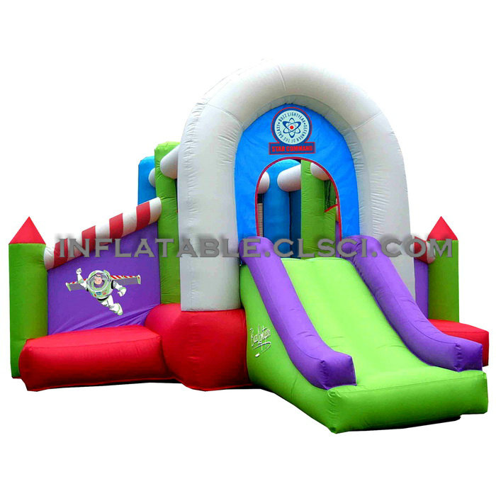 T2-603 inflatable bouncer