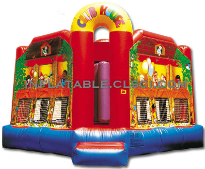 T2-610 inflatable bouncer