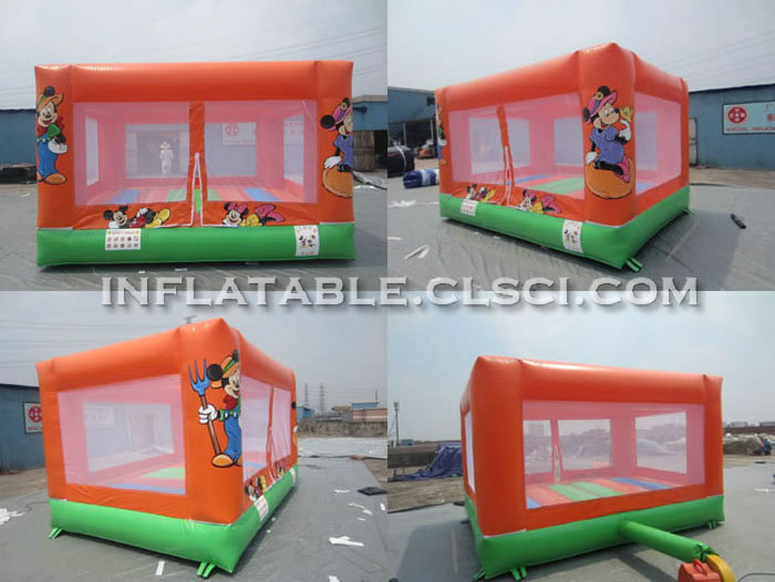 T2-611 Inflatable bouncers
