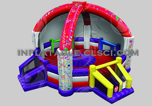 T2-612 inflatable bouncer
