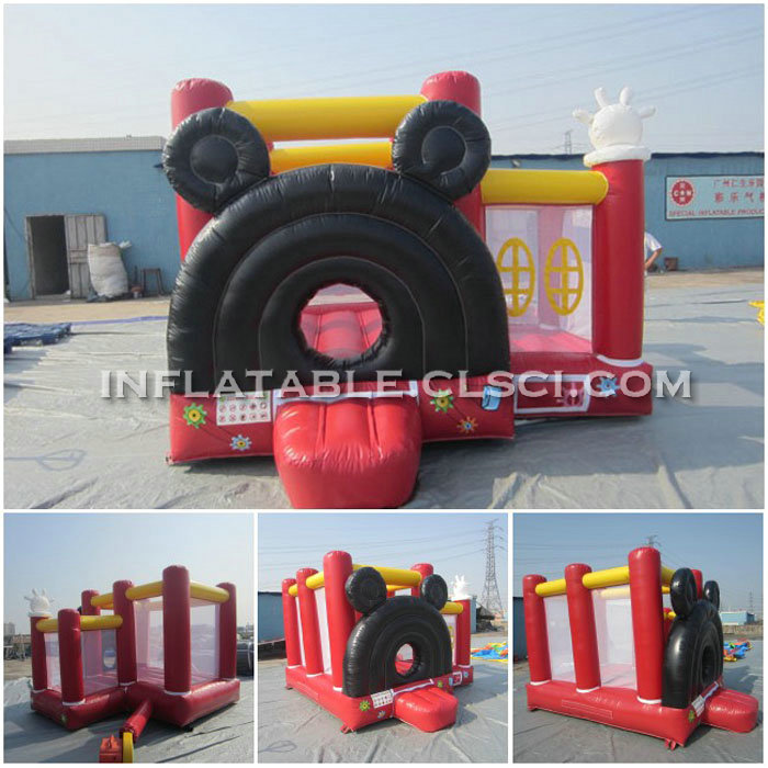 T2-618 Inflatable bouncers