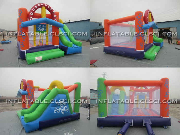 T2-623  Inflatable Bouncers