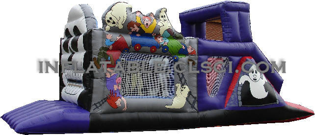 T2-633 Inflatable Bouncers
