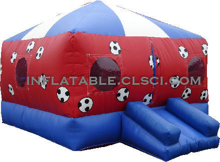 T2-634 inflatable bouncer