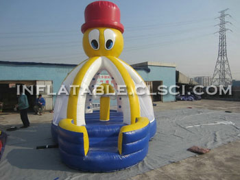 T2-637 Inflatable Bouncers
