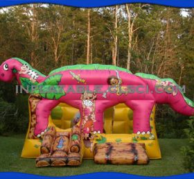T2-651 inflatable bouncer
