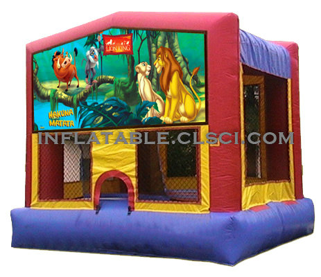 T2-661 inflatable bouncer