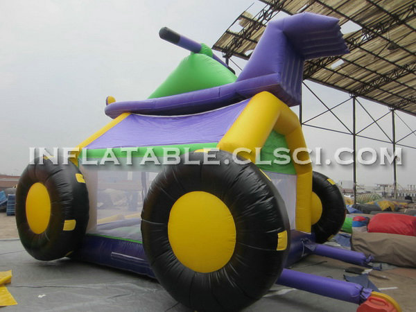 T2-670 Inflatable Jumpers