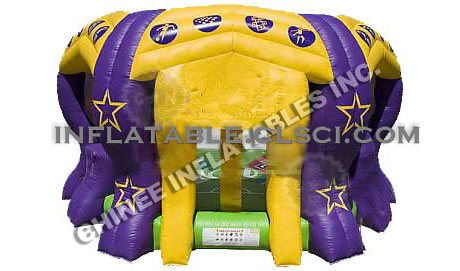 T2-672 inflatable bouncer