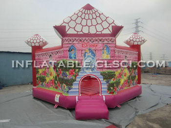 T2-682 Inflatable Bouncers