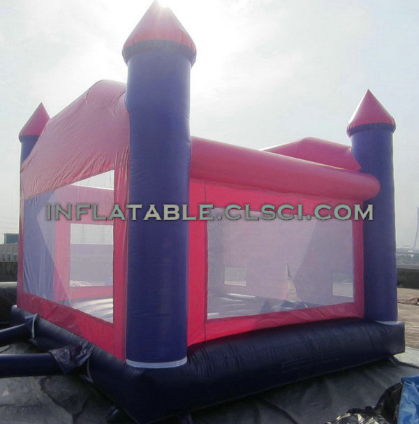 T2-683  Inflatable Bouncers