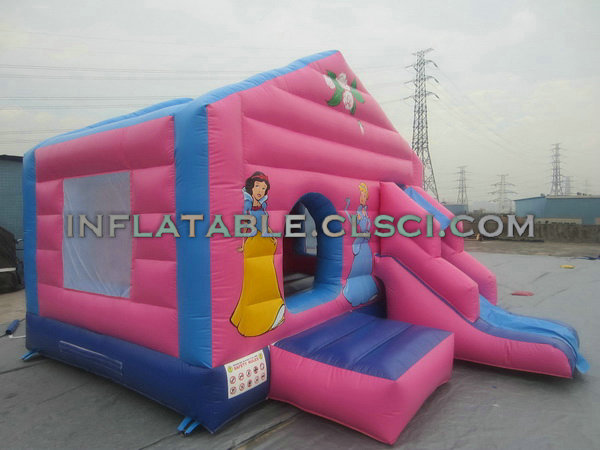 T2-685 Inflatable Bouncers