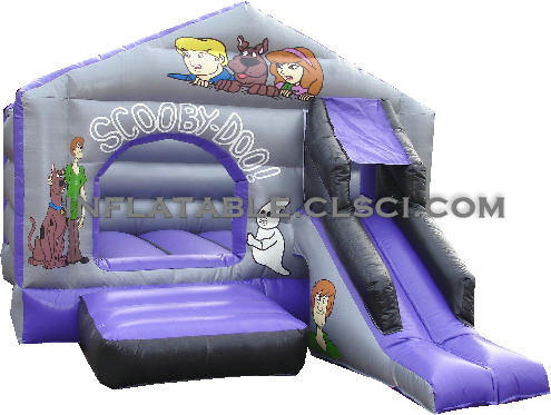 T2-693 inflatable bouncer