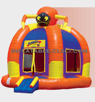 T2-697 inflatable bouncer
