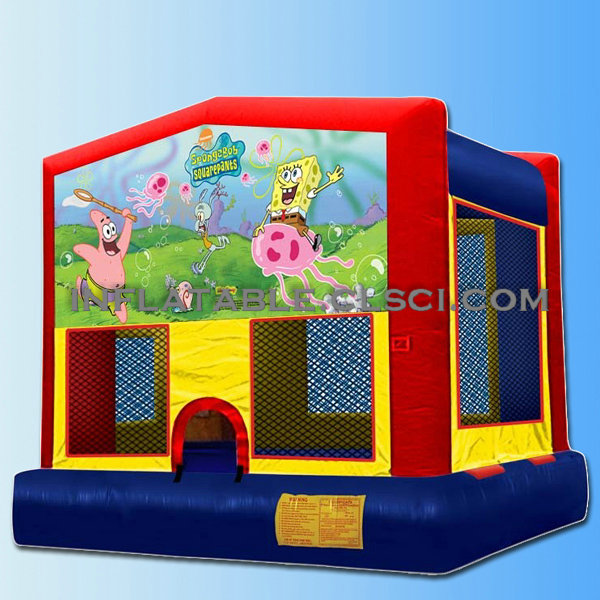 T2-702 inflatable bouncer