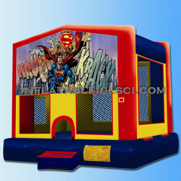 T2-709 inflatable bouncer