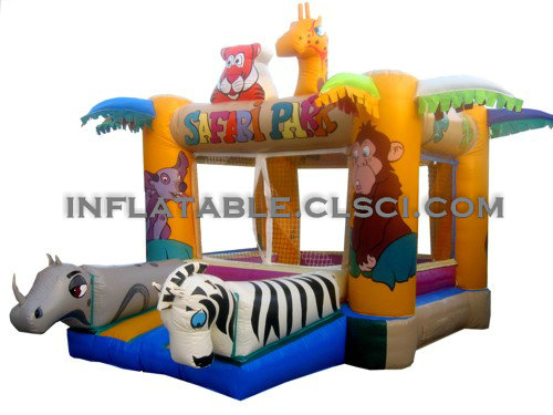 T2-721 inflatable bouncer