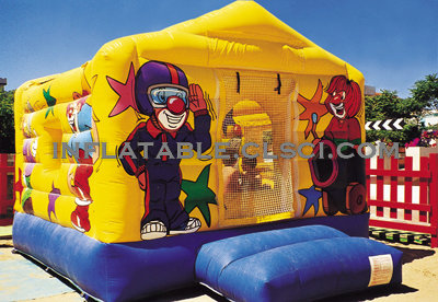 T2-726 inflatable bouncer