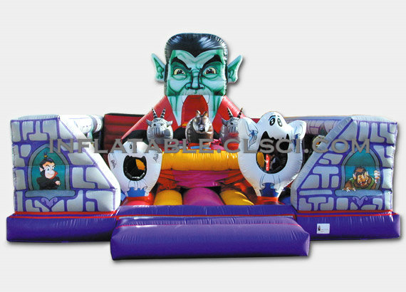 T2-731 inflatable bouncer