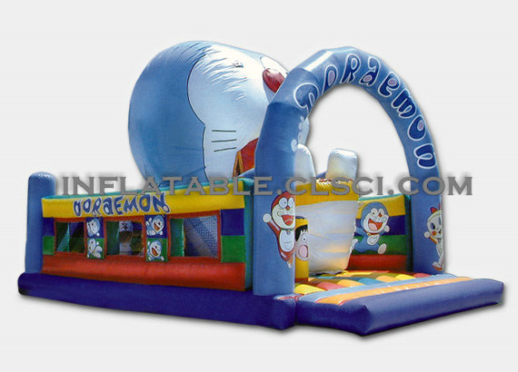 T2-738 inflatable bouncer