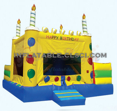 T2-739 inflatable bouncer