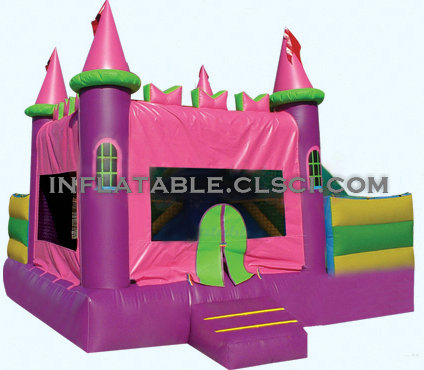 T2-743 inflatable bouncer