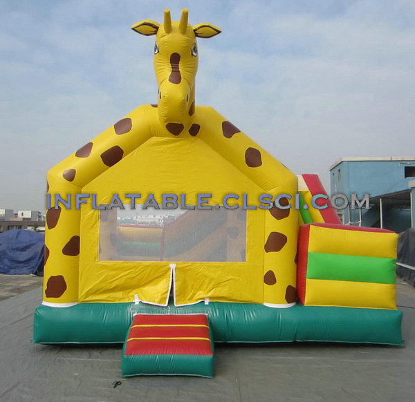 T2-745  Inflatable Bouncers