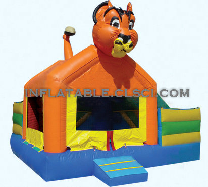 T2-746 inflatable bouncer