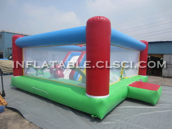 T2-747 Inflatable Bouncers
