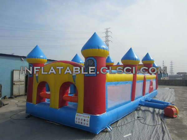 T2-749  Inflatable Bouncers