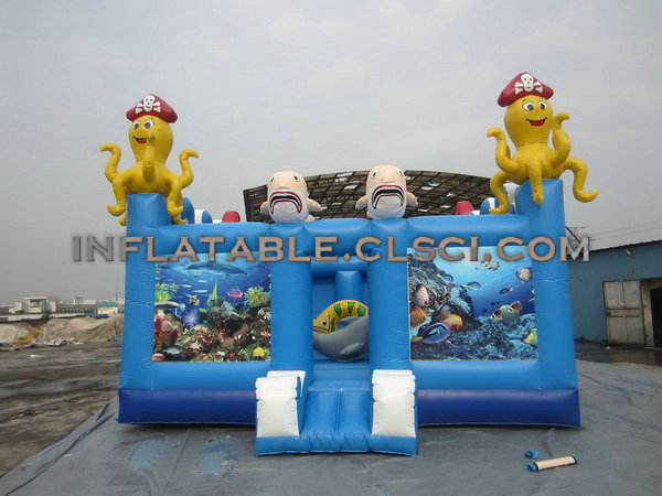 T2-750  Inflatable Bouncers