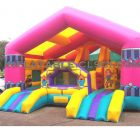 T2-762 inflatable bouncer