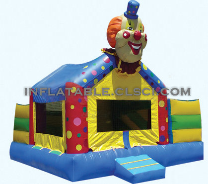 T2-767 inflatable bouncer