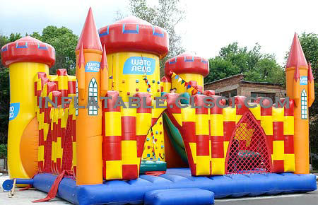 T2-768 inflatable bouncer
