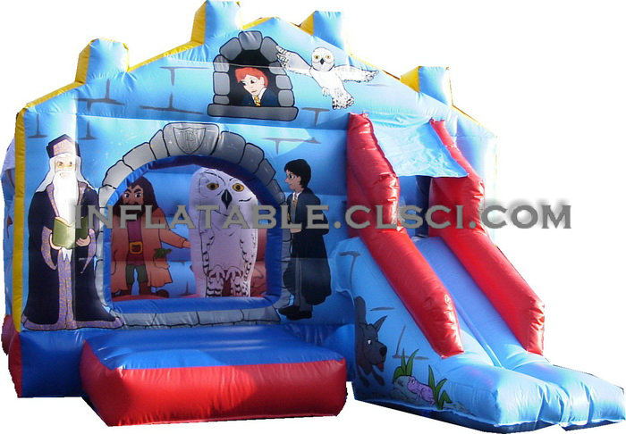 T2-770 Inflatable Bouncers